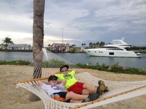 R&R OBB hammock