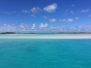 Exuma Land & Sea Park, Bahamas
