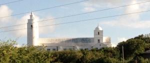 Church, Clarence Town, Long Island, Bahamas