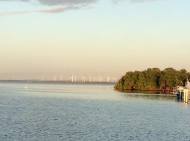 Wind farm, Salinas, Puerto Rico