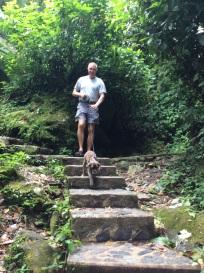 Randy & Patton, El Yunque Rain Forest, Puerto Rico