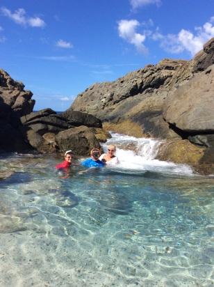 Jost Van Dyke, Bubbly Pool, BVI