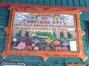 The Big Bambo, Anegada, BVI