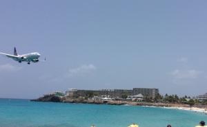 Maho Beach, St. Martin