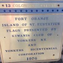 Fort Oranje, St. Eustatius
