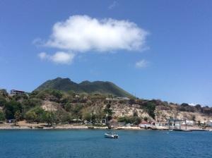 Quill volcano, St Eustatius