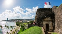 Fort de France, Martinique