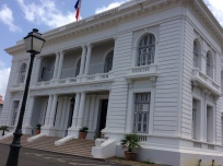 Fort de France, Martinique Courthouse