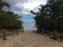 PLM Private Beach Access