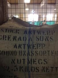 Antwerp Burlap Sack