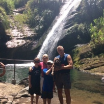 Family Concord Waterfalls
