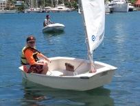Ronan Sailing GYC