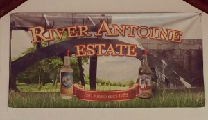River Antoine Estates Rum Distillery