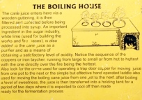 Next step is the Boiling House