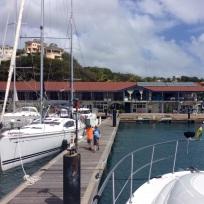Blue Lagoon Marina, St. Vincent