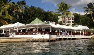 Doolittles, Marigot Bay, St. Lucia