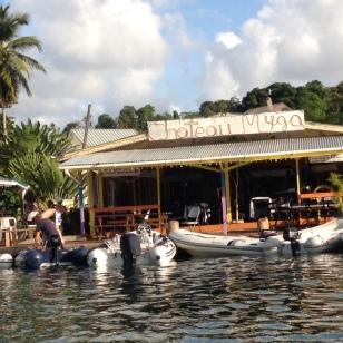 Chateu Myga, Marigot Bay, St. Lucia