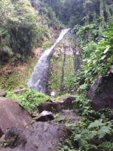 Dark View Falls (lower falls)