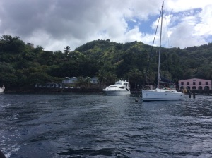 Pilot's Discretion, Wallilabou Bay, St. Vincent