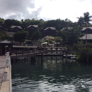 Capella Resort, Marigot Bay, St. Lucia