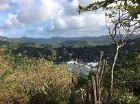 The Views Were Worth the Climb, Marigot Bay Hike, St. Lucia