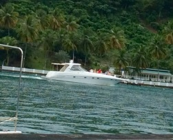 Sea Ray, Marigot Bay, St. Lucia
