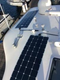 Monocrystilline flexible solar panels
