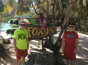 Foxy's, Great Harbor, Jost Van Dyke, BVI