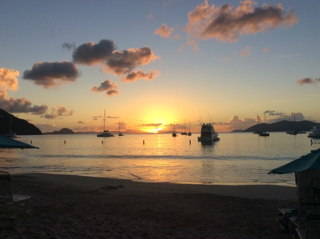 Cane Garden Bay, British Virgin Islands