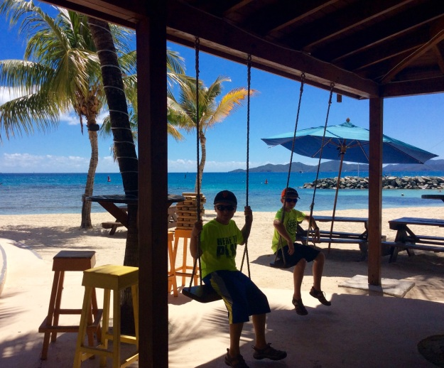 R&R, Nanny Cay Marina, Tortola, British Virgin Islands