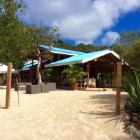 Pirates Restaurant, The Bight, Norman Island, BVI