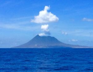 Quill volcano, Statia
