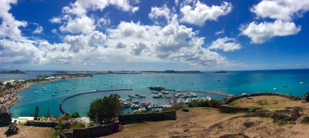 Spot the Pilots Discretion, Marigot Bay, St. Martin