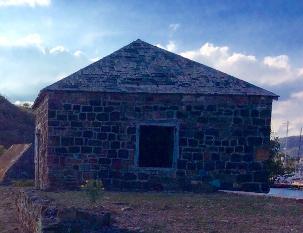 Gun Powder House, Fort Berkeley, English Harbor, Antigua