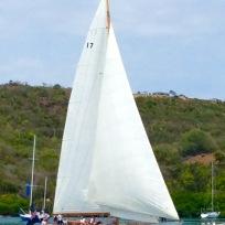 Classic Yacht Parade, Antigua