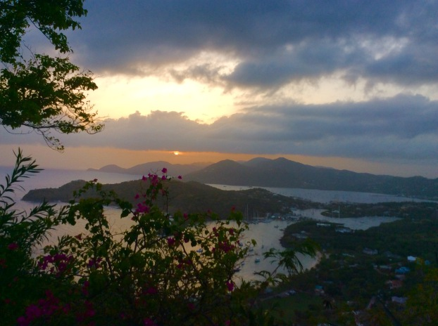 Shirley Heights, Antigua