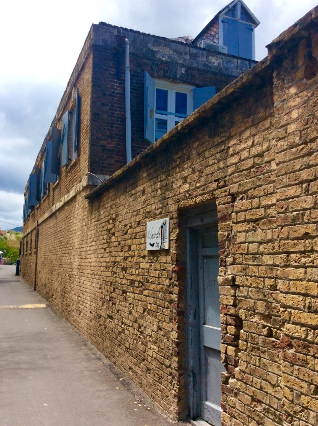 The Admiral's Inn is housed in the 18th century Pitch & Tar Store & Engineer Office