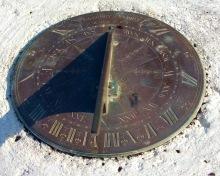 18th Century Sundial, Nelson's Dockyard, Antigua