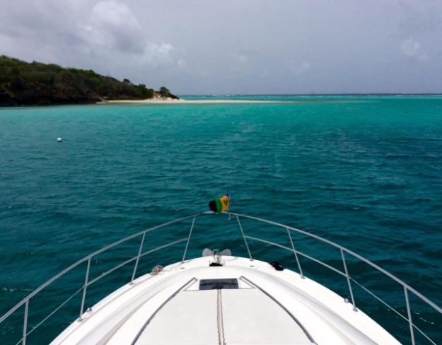 Baradol Island, Tobago Cays