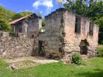 Rum factory ruins, Bequia