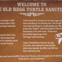 Old Hegg Turtle Sanctuary, Bequia
