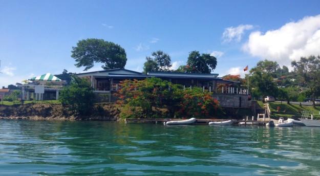 Grenada Yacht Club, St. Georges, Grenada