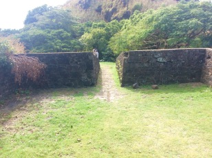 Fort Rodney, Pigeon Island, St. Lucia