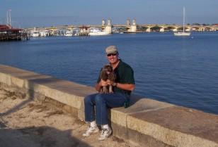 Patton and Randy, St. Augustine, FL