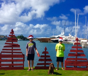 Ryan, Patton and Ronan, St. Lucia