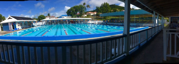 Rodney Heights Aquatic Center, St. Lucia