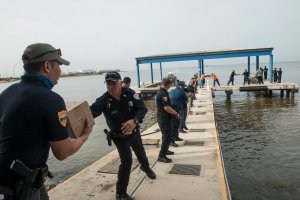 USCG Southeast working with local agencies