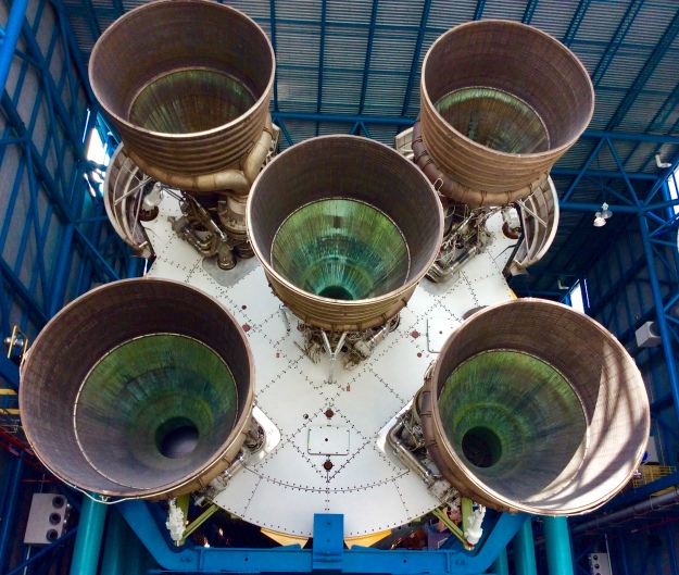 Saturn V, Cape Canaveral, FL 12-17