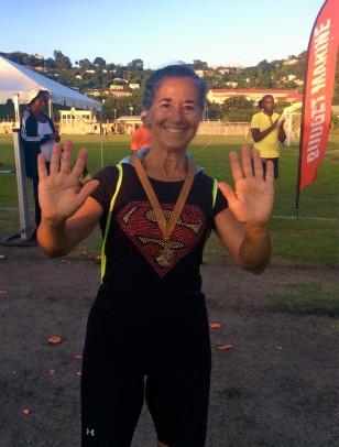 Paulette hash olympics - Grenada (2016)