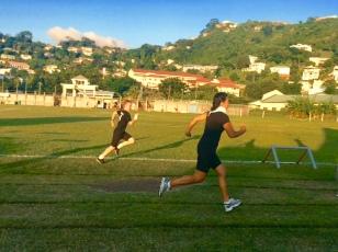 Ryan & Paulette - Hash Olympics - Grenada (2016)
